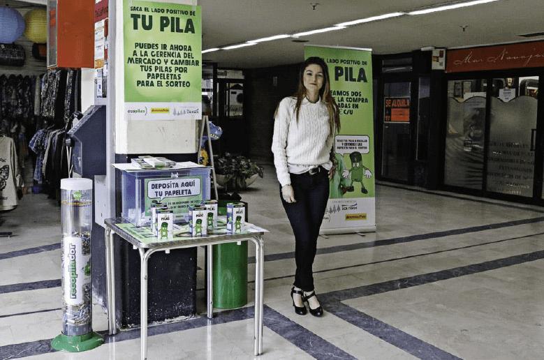 Centro Comercial El Círculo y Ecopilas
