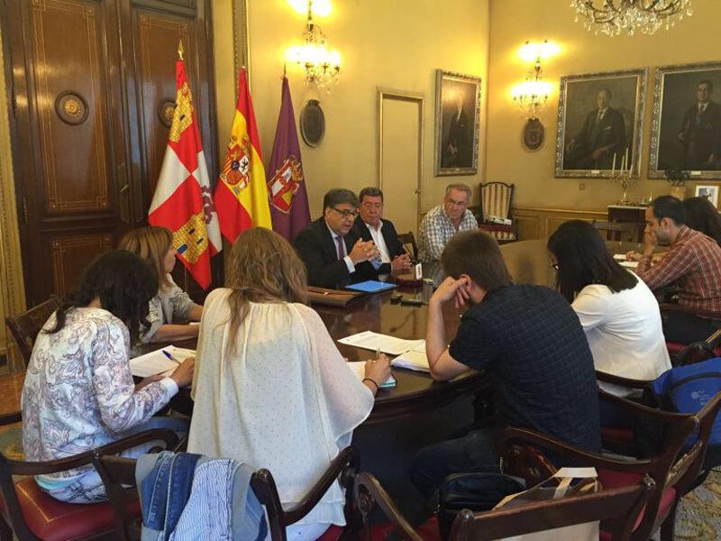 Ecopilas y la Diputación de Burgos