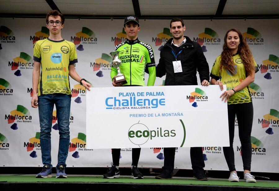 Challenge Mallorca y Ecopilas