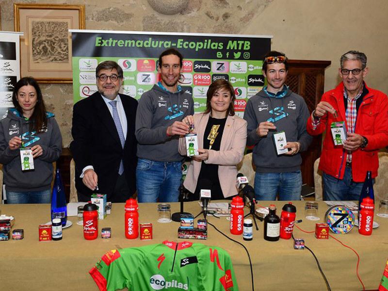 Extremadura Ecopilas MTB