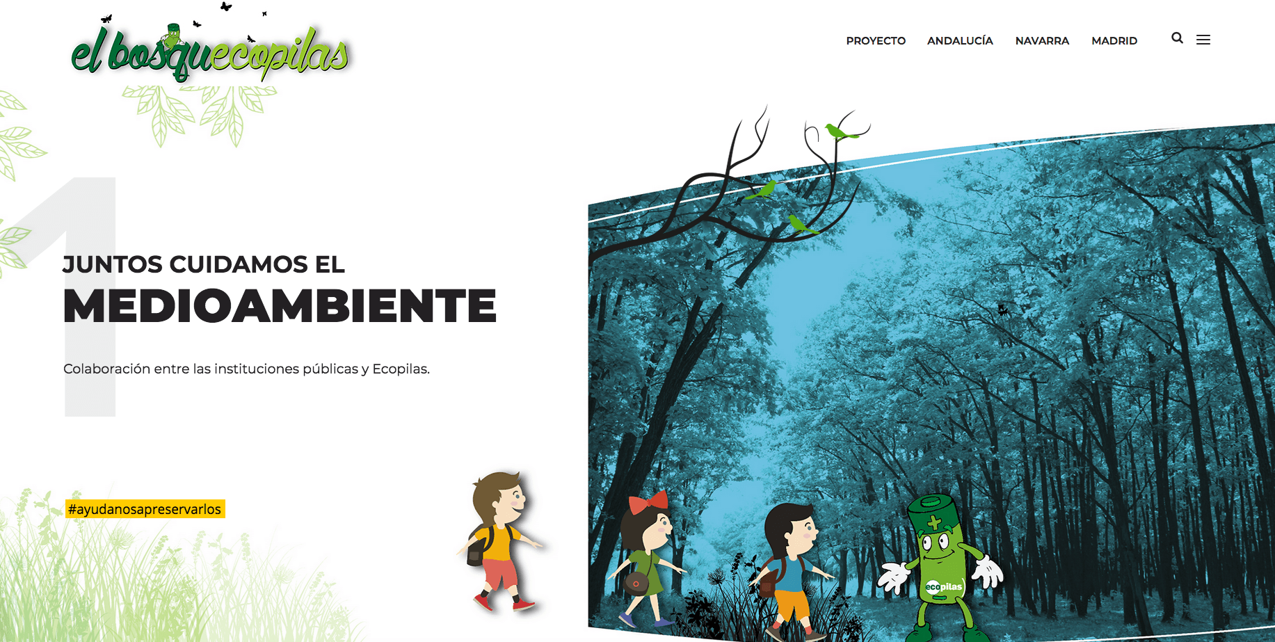 El Bosque Ecopilas