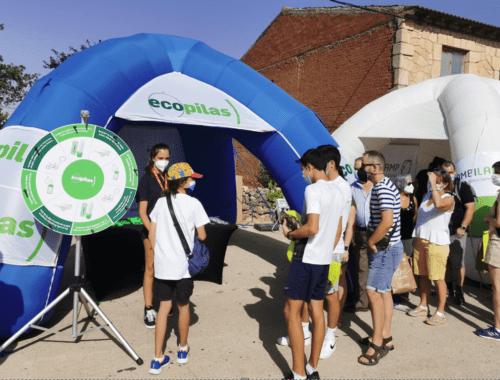 Reciclaje de pilas en la Vuelta 2021