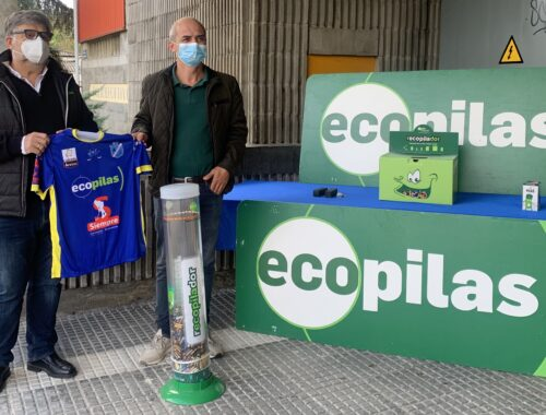 Club patín Areces Ecopilas