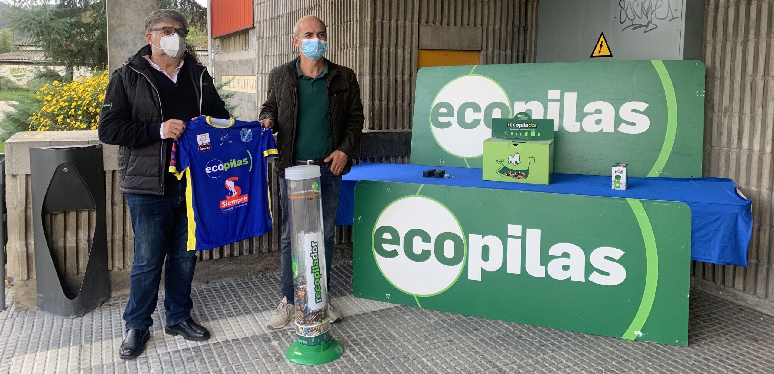Club patín Areces Ecopilas
