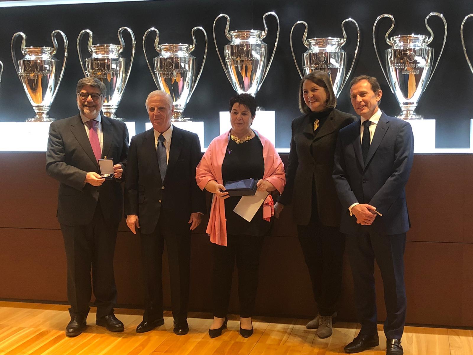 Convenio con Fundación Real Madrid