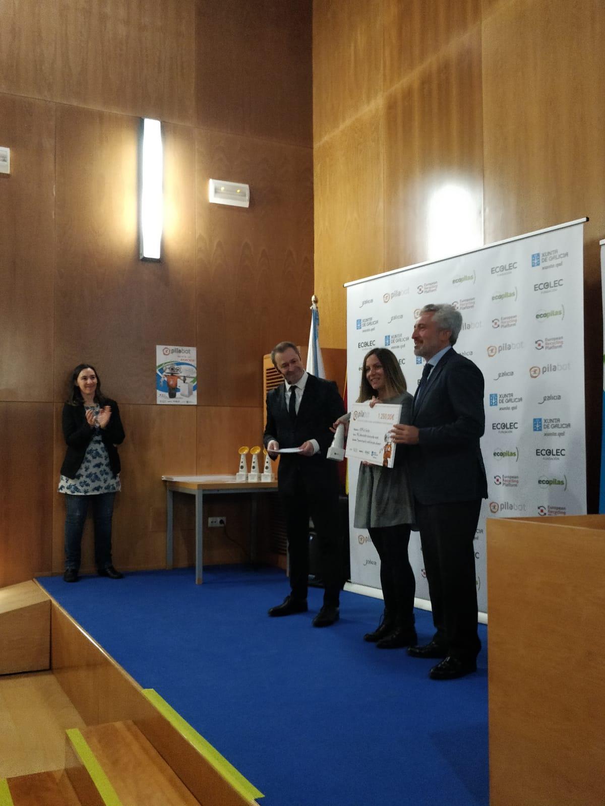 Concurso Pilabot en Galicia