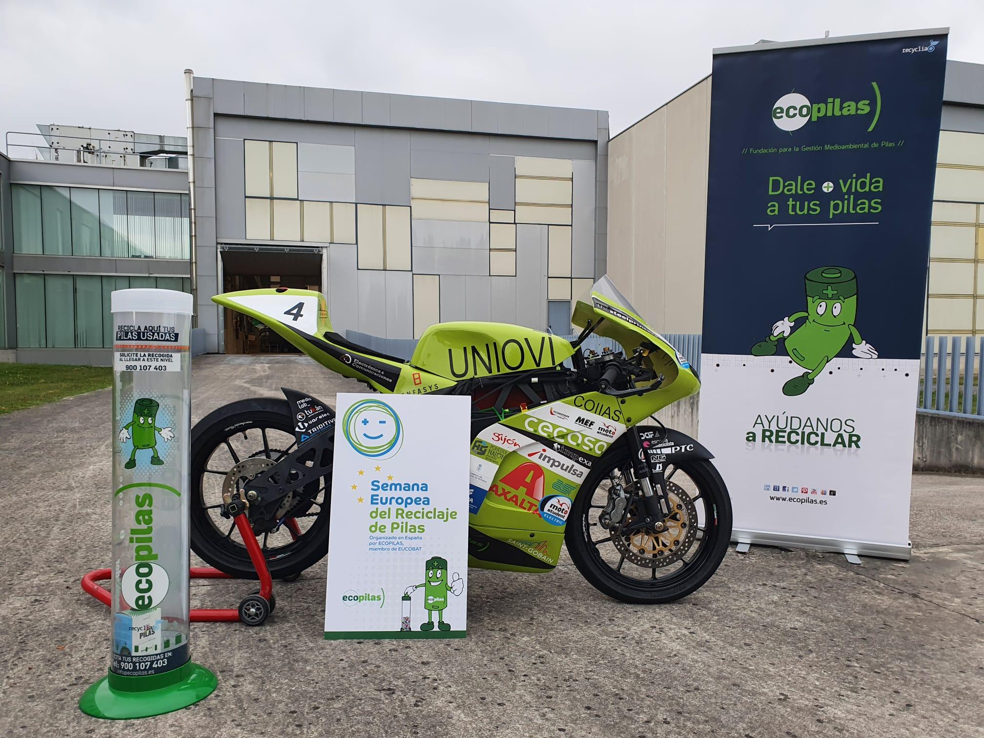 Ecopilas, junto al resto de integrantes de la organización europea de sistemas de recogida de baterías (Eucobat) celebra durante esta semana, hasta el próximo domingo, 12 de septiembre, la Semana Europea del Reciclaje de Pilas.